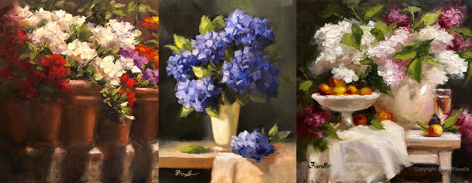 TBS Classes2021 PaintingFlowersInOil Fiorello 1800x700